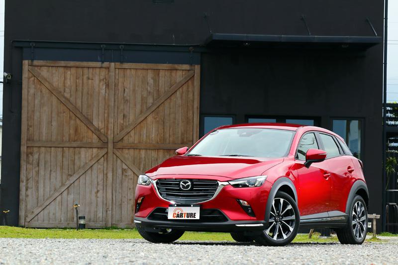 Mazda CX-3。