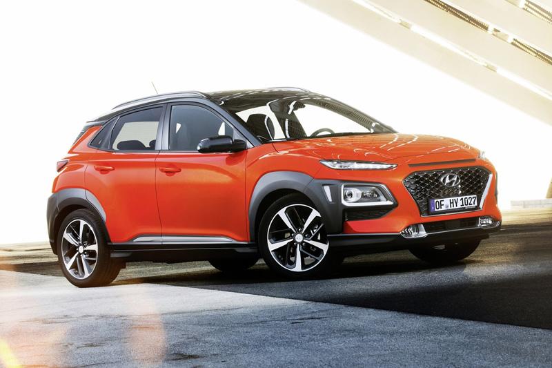 其實Hyundai Kona本來是要先進口就國產的,但目前已暫改單純進口方式販售。