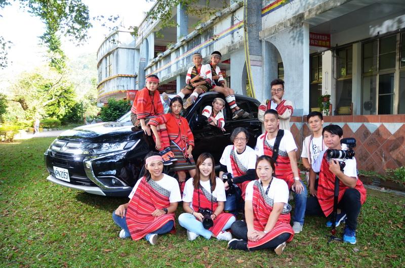 在中華汽車的協助下讓許多偏鄉學童一圓擁有畢業紀念冊的夢想