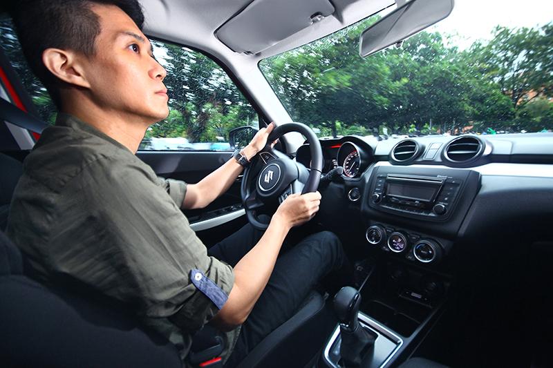 車終究是拿來開的,駕馭感受也是Uriel最重視的環節。