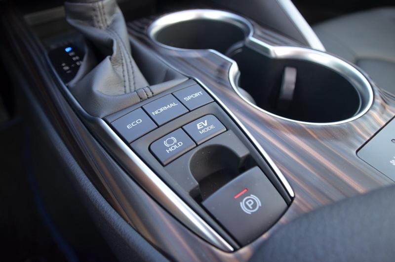 3種駕馭模式可提供駕駛截然不同的動力輸出感受