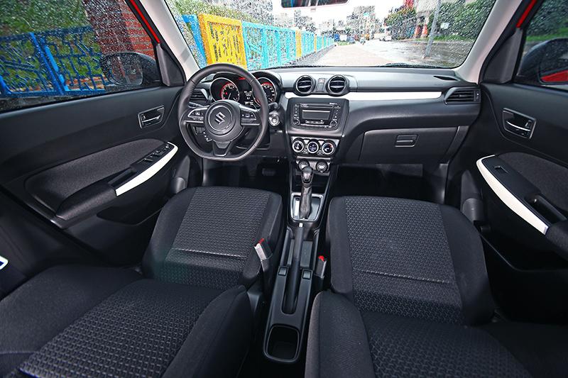 車與人最息息相關的,莫過於座艙內的空間表現了。