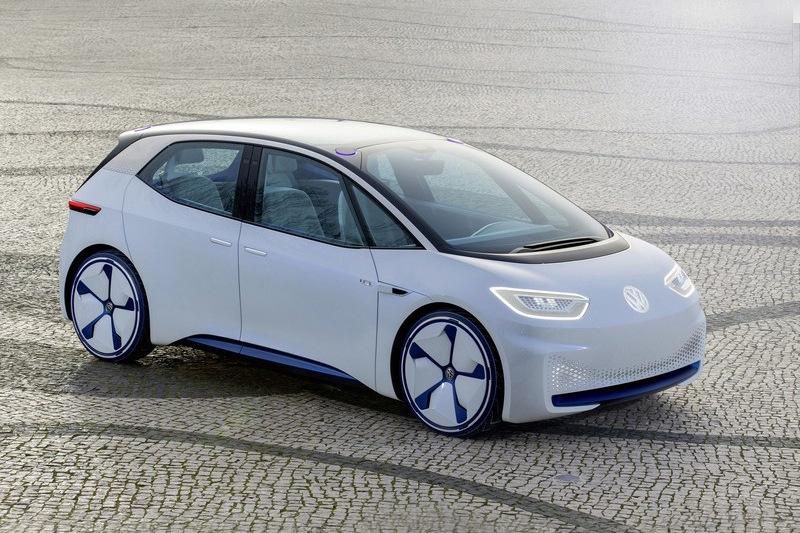 未來e-Golf將會由I.D電動車取代
