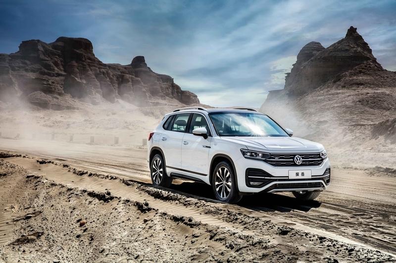 中國市場因T-Roc與Tayron等新車上市而提升銷量。