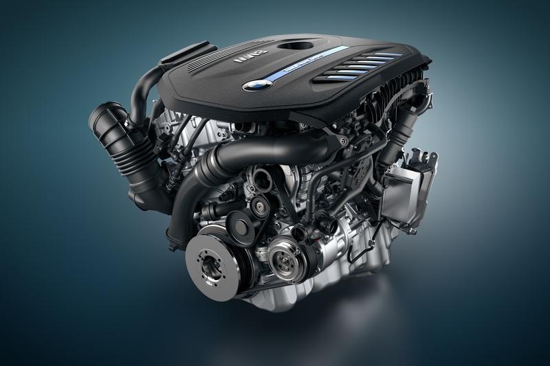 X5 3.0升V6汽油渦輪引擎以出色動力與油耗獲獎。