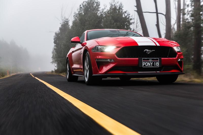 美系大排量車型在經由調校與導入汽缸休止與48V油電系統,因而也能擁有亮眼油耗成績。
