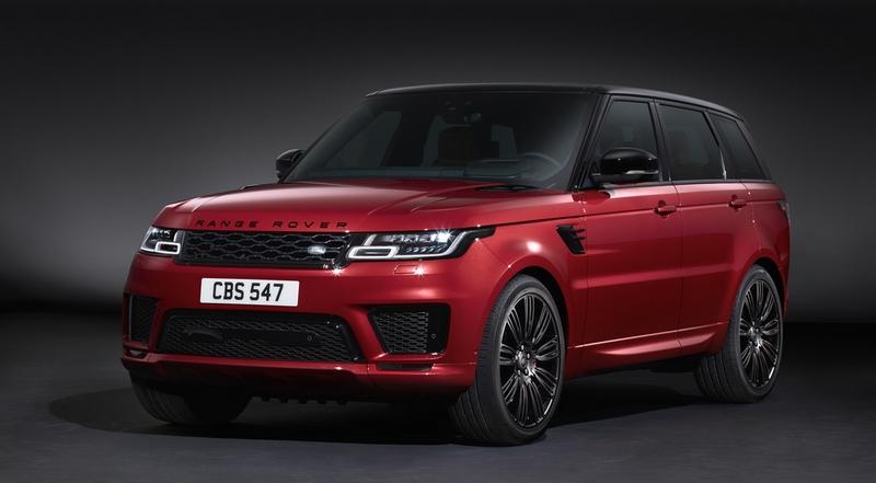 目前車門自動啟閉系統於Range Rover Sport進行測試,未來希望能廣泛運用於旗下各車型。