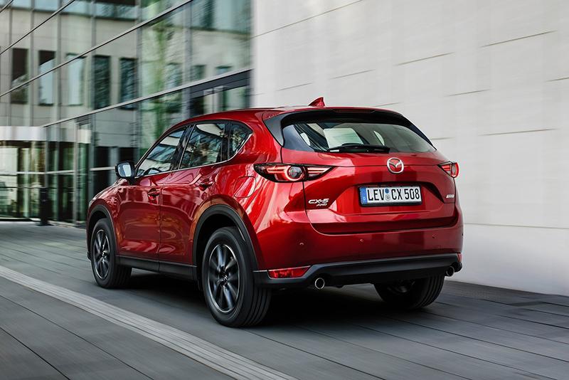 CX-5的Sky-G 2WD豪華型售價也在100萬元內,但若想配置更先進的主動安全系統,則得升級高規版本才有。
