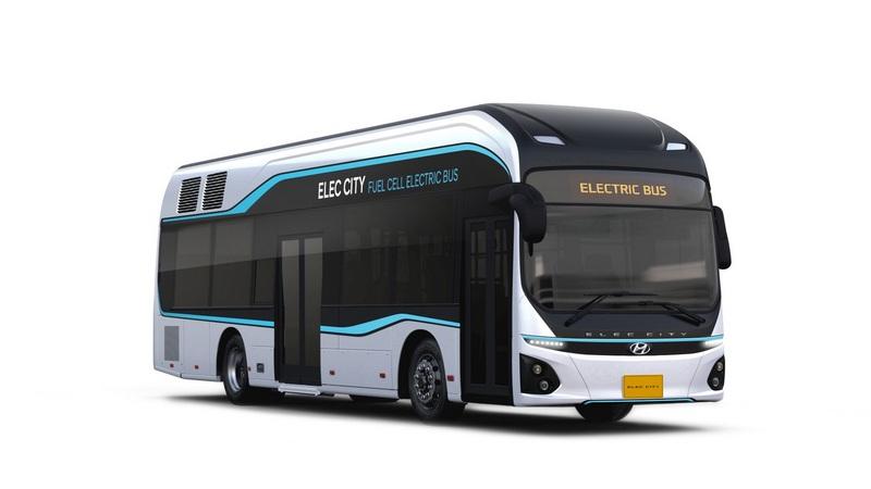 Hyundai預計未來除乘用車外,商用車或大眾運輸工具也將會走入電氣與氫氣系統。