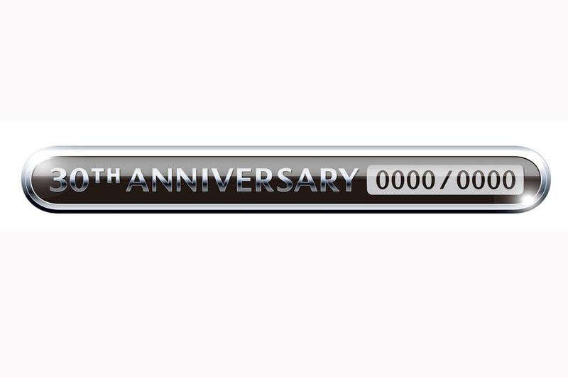 從銘牌可以確定MX-5 30th Anniversary Edition會採限量方式,而且絕對不會超過1萬輛。