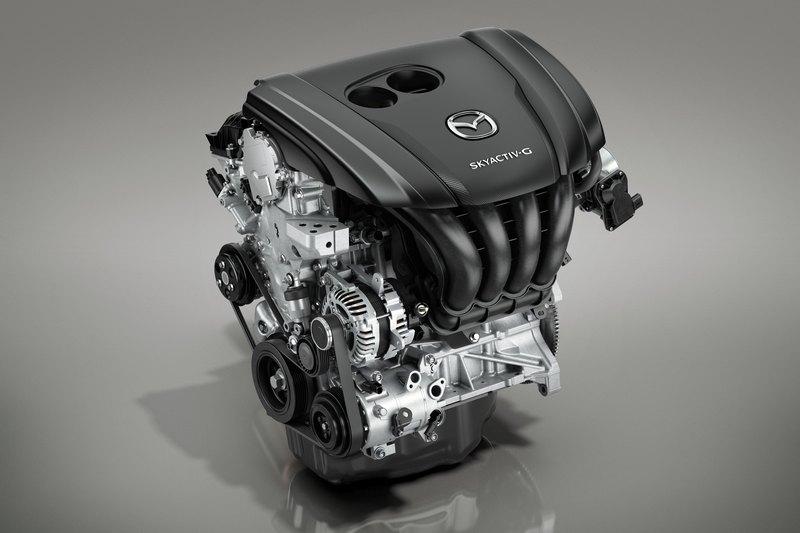 新CX-3會搭載Skyactiv-X與1.8升Skyactiv-D引擎。