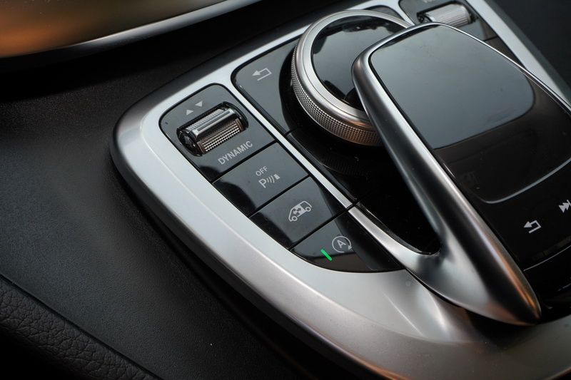 若想感受更敏銳的動力曲線,只要將AGILITY SELECT切換至Sport駕駛模式