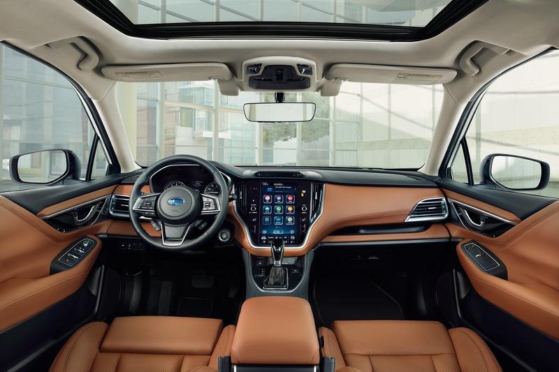 相較於外觀座艙換上全新設計風格給人耳目一新感受。