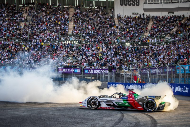 Audi Sport 創下墨西哥分站三連霸紀錄。