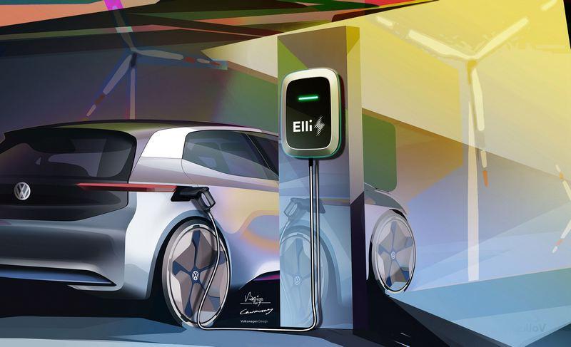 ID.電動車製造階段可每年減少超過100萬噸二氧化碳排放量。