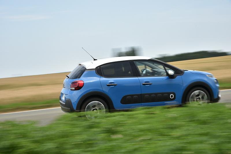 C3外型可愛又帶有點Crossover的味道,非常符合現今消費者胃口,未來若有望登台,相信必能獲得有預算的小車買家青睞。