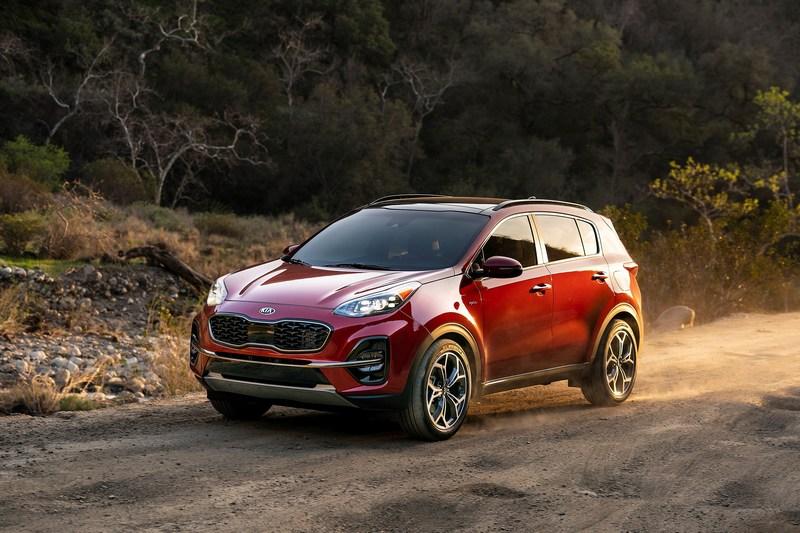 小改款Sportage除了外型微調外,目前國內仍尚未確定規格。