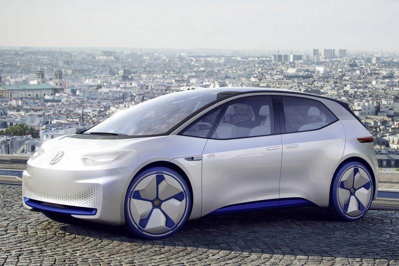 於2030年電動車比例將佔集團旗下車款40%。