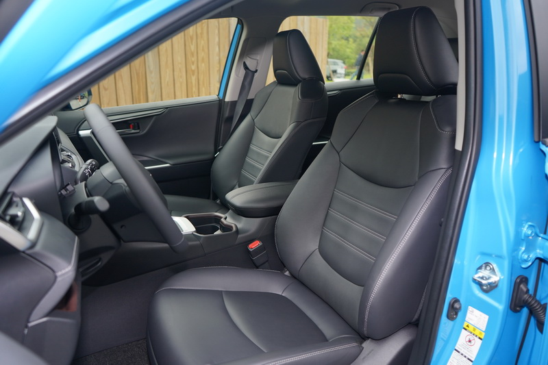 大改款RAV4在車艙靜肅性上也下了不少工夫