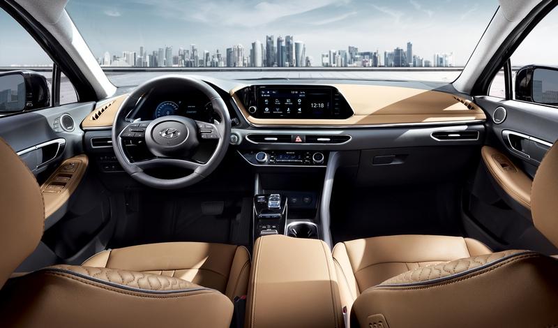 針對隔音也進行強化提升座艙寧靜度。