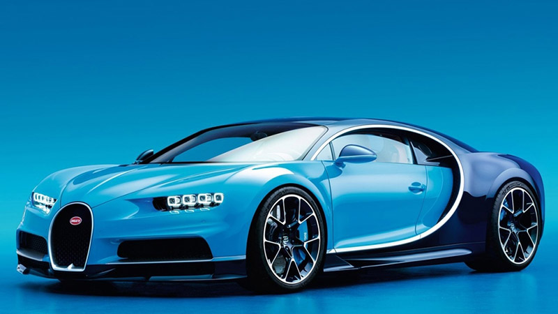 基本售價為200萬歐元的Bugatti Chiron,引進台灣後粗估價格將接近1.5億元,一台車就超過這回列出之39台車的總和。