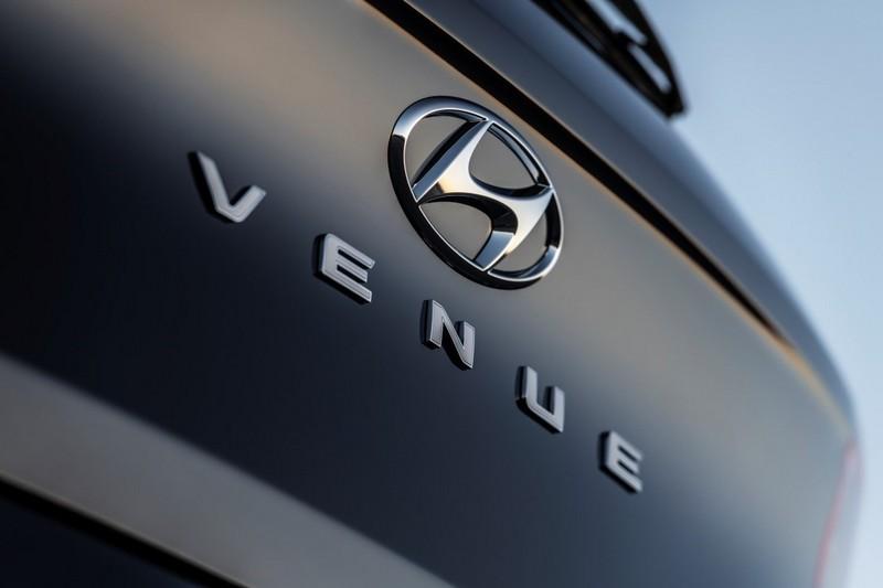Hyundai最受矚目莫過於品全新小型CUV Venue。