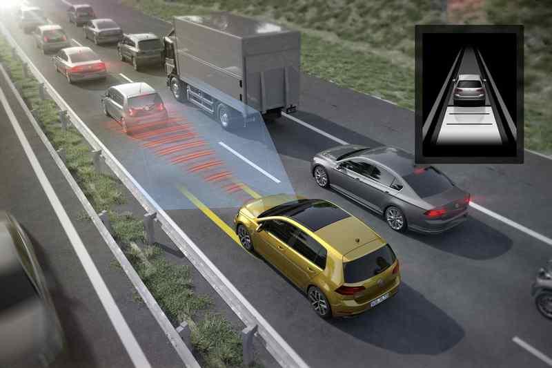 福斯透過影片讓消費者了解 IQ.Drive智能駕駛輔助系統重要性。