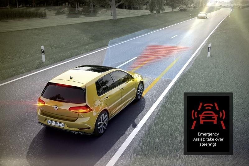 台灣福斯汽車未來也將持續推出擁有半自動駕駛技術車款。