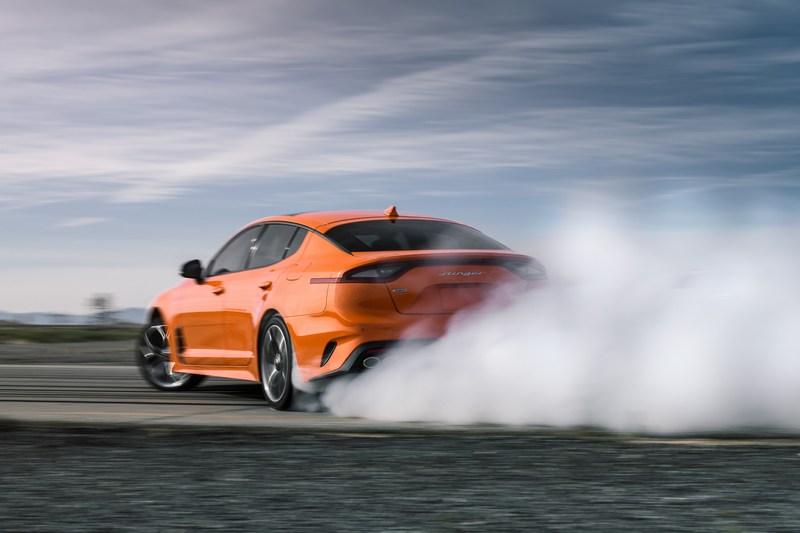 三種驅動模式可以讓駕駛享受不同樂趣。