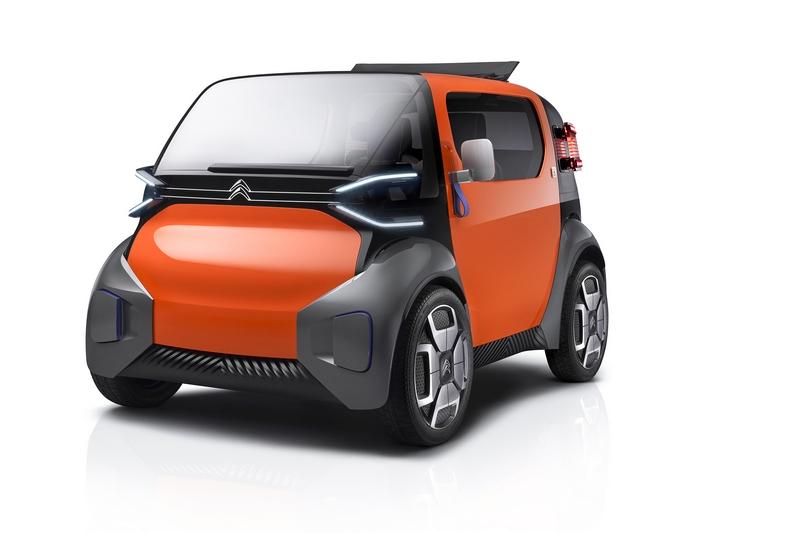 Citroen每每作品都讓人驚艷,Ami One Concept更顛覆對汽車的認知,如今還要帶來AI人工智慧車款。