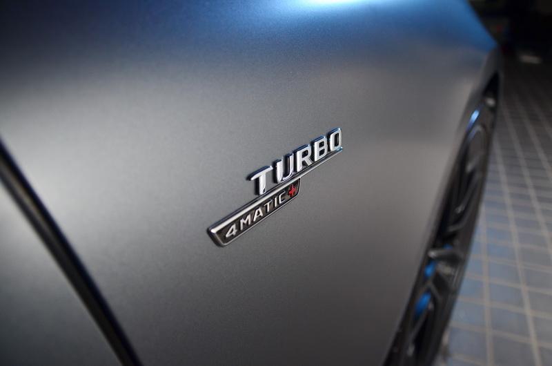 未來Mercedes-AMG車型將全面配置四輪驅動系統。
