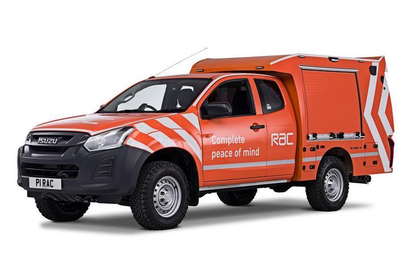 英國想到用巡邏車當行動電源來替電動車充電。