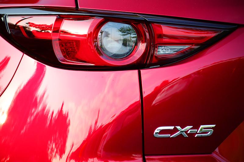 同為進口產品,Mazda CX-5可視為RAV4最直接的對手。