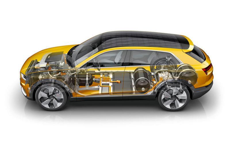氫動力車除了擁有零排放、高里程特性外,補給時間也比電動車來得快速。
