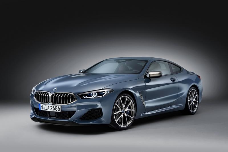 當初便表示會有8 Series Gran Coupe,如今Coupe與Convertible已上市,因此於六月就會輪到Gran Coupe登場了。