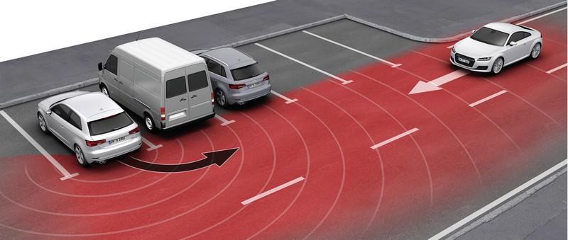 Q2新增車道變換輔助系統(盲點警示)、後方橫向車流警示、預警式安全防護系統、跑車前座椅、LED頭尾燈、駐車輔助系統。