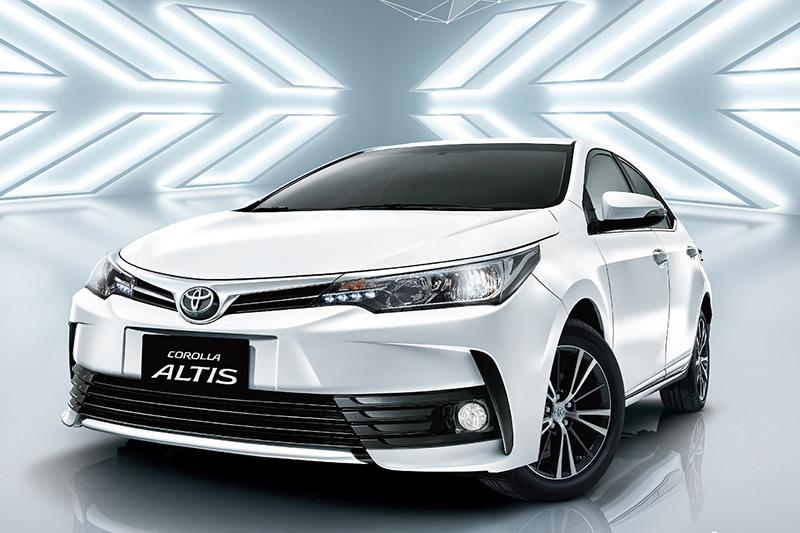 一如Corolla Altis於2018年的銷售排名,去年台灣汽車市場雖然波動不算大,但其實可能即將面臨向下的局面。