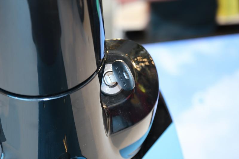 此次Gogoro 3系列還有價格親人的傳統鑰匙版本。