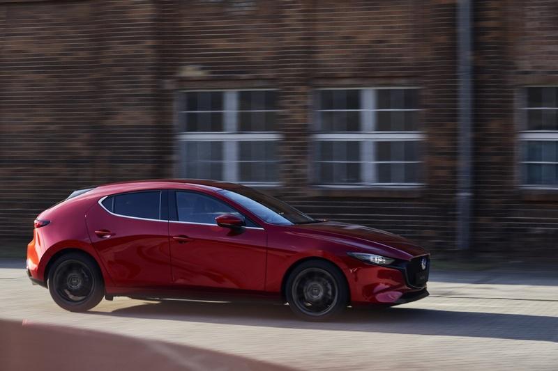 新Mazda 3維持相同動力規格,具有熟悉度與品質穩定及信賴感優勢。