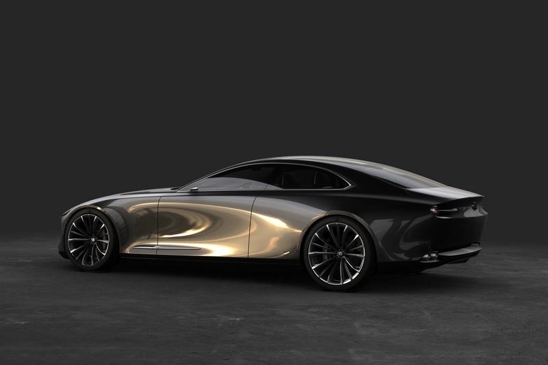 Mazda未來會朝電動化與高級化目標邁進。