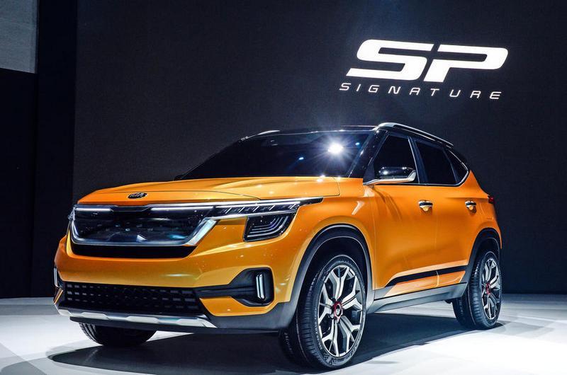 此設計圖的車款似乎就是首爾車展的SP Signature。