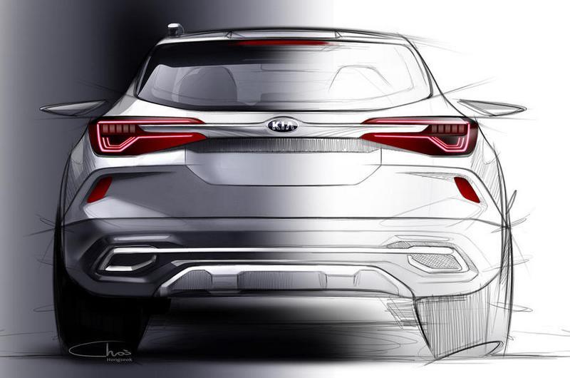 從SP Signature或此次設計圖都可以看見未來Kia產品設計走向。