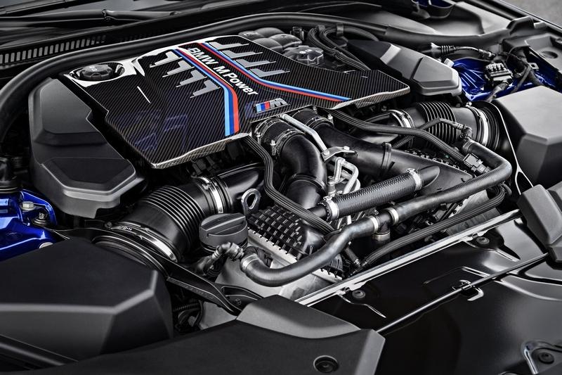 之後M款跑車動力會是油電或純電系統。