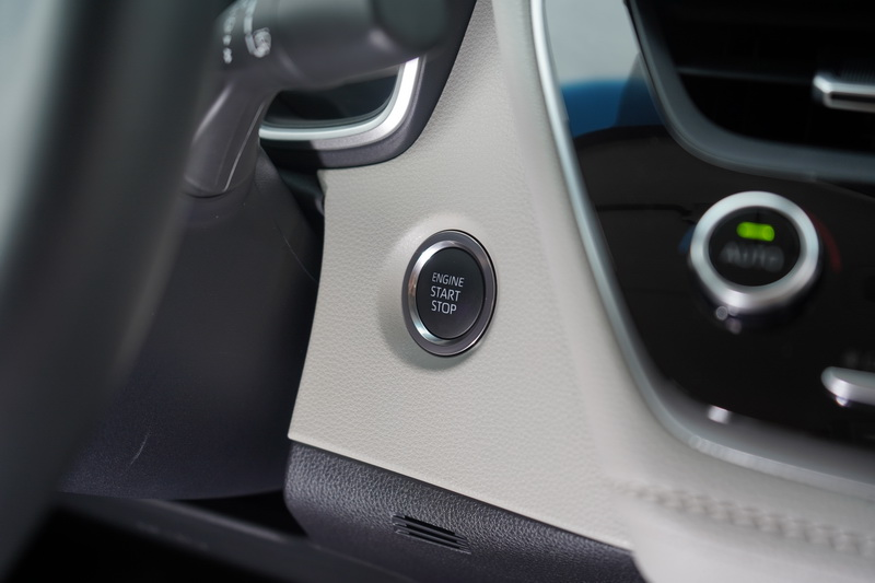 好用的Smart Entry免鑰匙功能相當便利