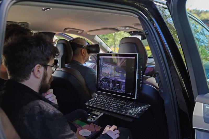 虛擬實境除了玩遊戲還能做什麼?Volvo 用來加速車輛新科技開發
