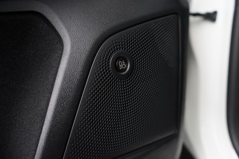 高檔的B&O音響也是Focus吸引消費者的一大利器