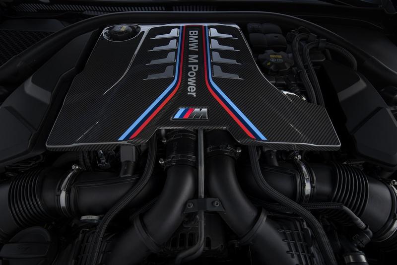 Competition車型將馬力提升至625hp。
