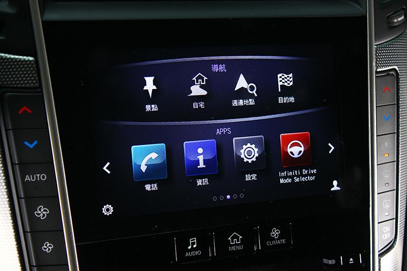 操作與顯示各自獨立介面的雙層式螢幕需花時間適應。