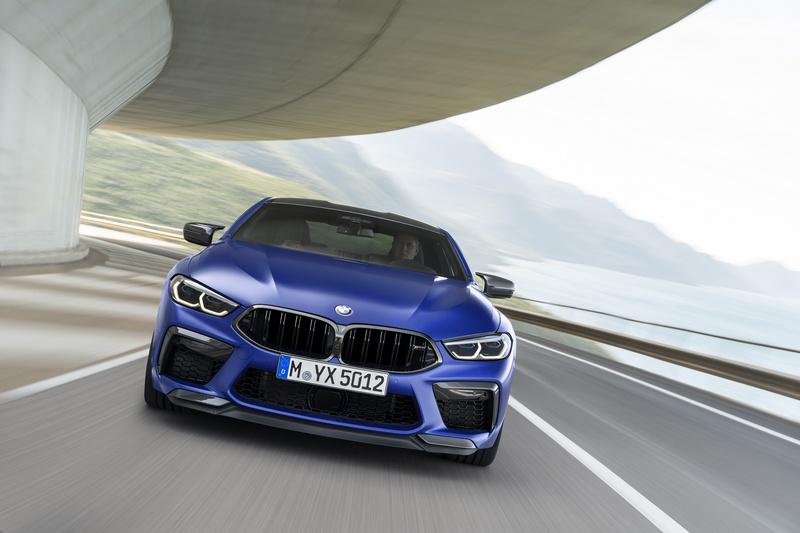 BMW認為M8已達超跑水準,並表示是911 Turbo殺手及將成為BMW在紐柏林最速車款。