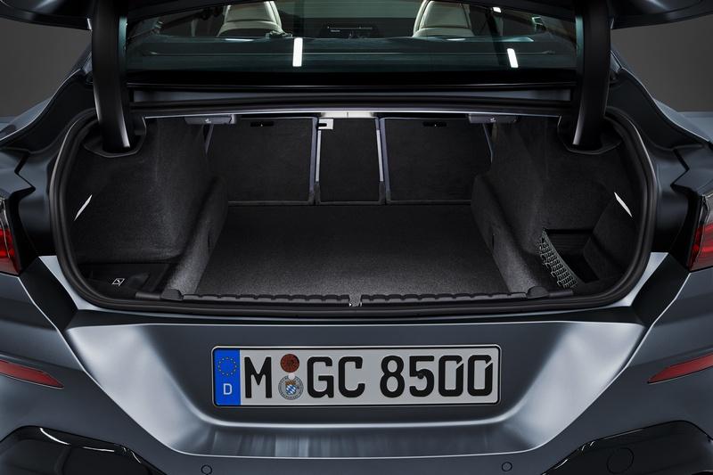 Gran Coupe行李廂空間比Coupe車型增加20公升來到440公升。